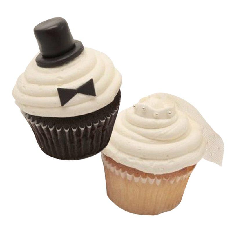 Wedding & Anniversary Cupcake Supplies