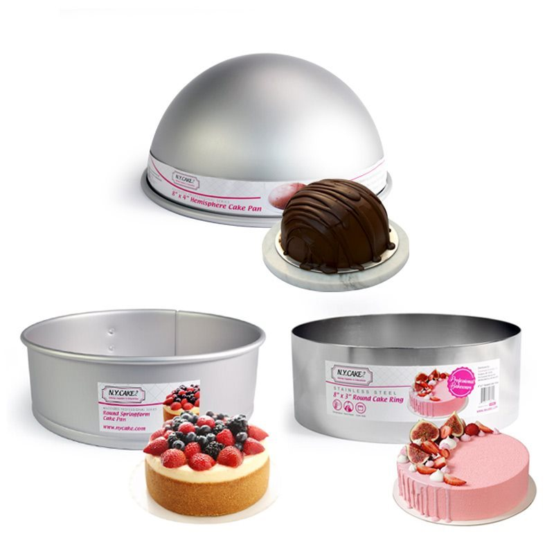 Mousse Molds & Cake Rings