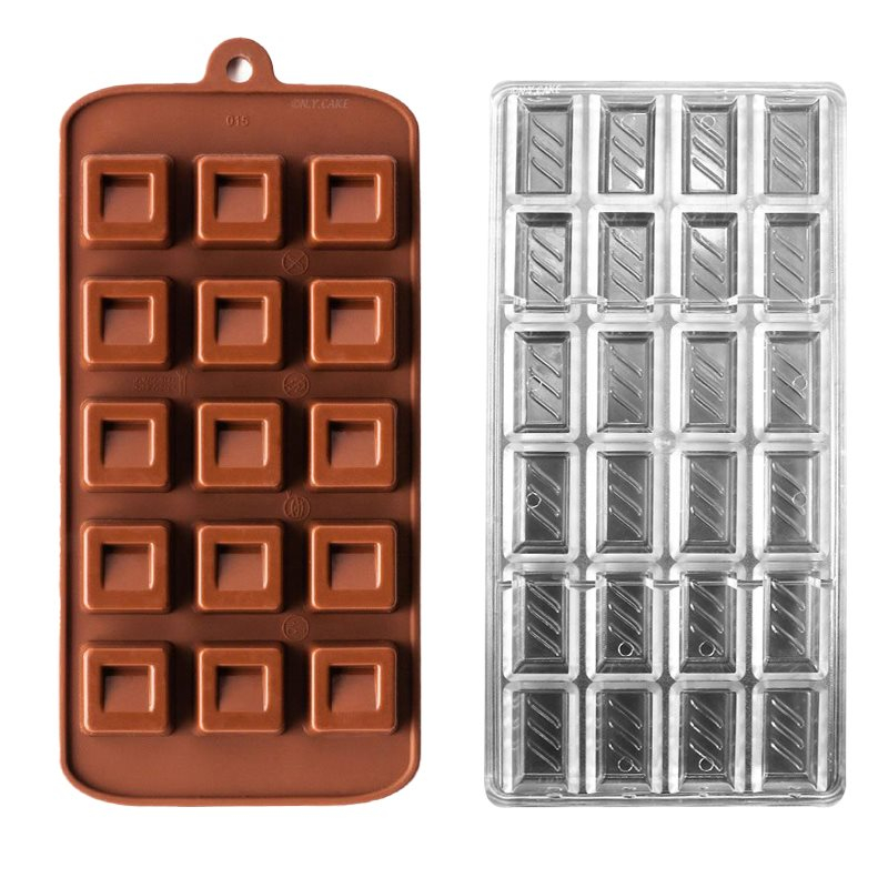 Candy & Chocolate Molds