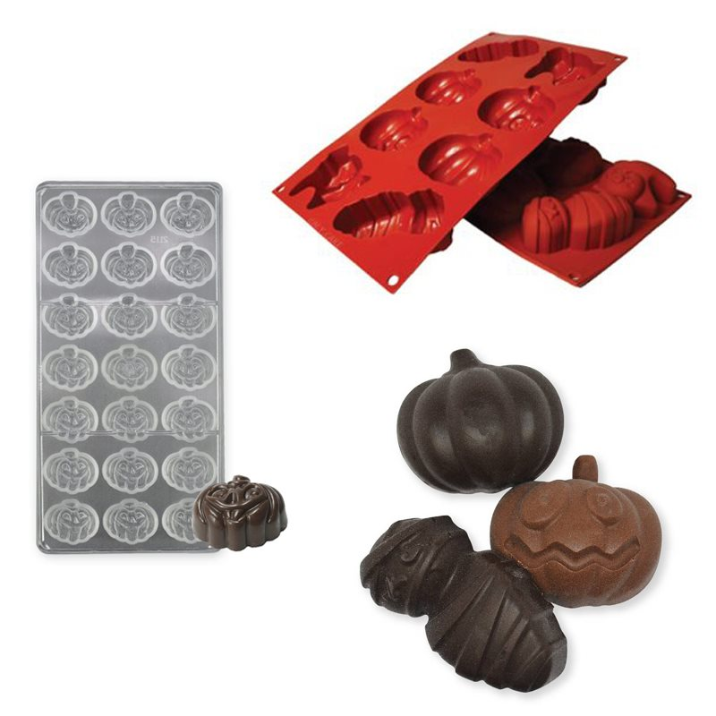 Halloween Chocolate Supplies