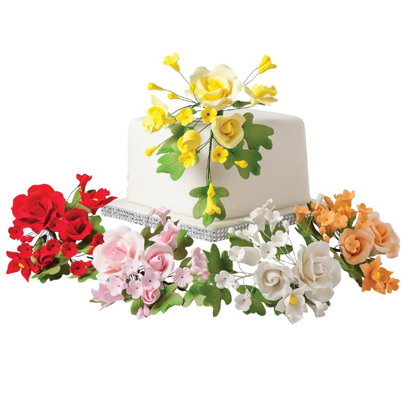 Sugar Flowers & Decorations