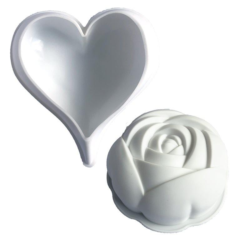 Wedding & Anniversary Cake Pans