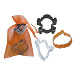 Halloween Cookie Cutter Poly Resin Set of 3