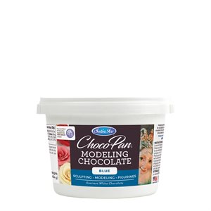 Blue Modeling Chocolate 1 lb