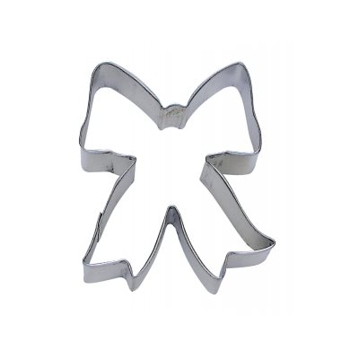 Ribbon Bow Cookie Cutter 3 1 / 2 Inch