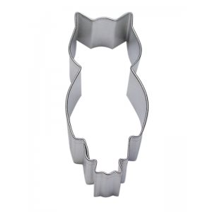 Owl Cookie Cutter 3 Inch