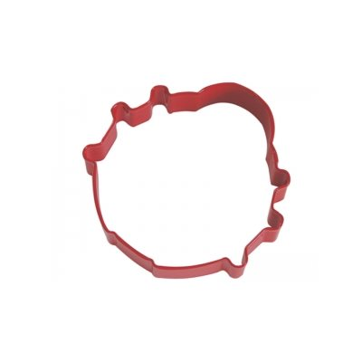 Ladybug Cookie Cutter Poly Resin 3 3 / 4 Inch