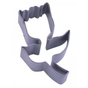 Tulip Cookie Cutter Poly Resin 3 1 / 4 Inch