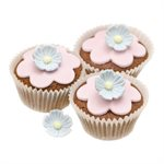 Flower Cookie and Pastry Cutter