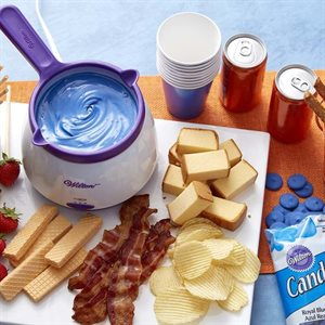 Candy Melts Dipping Station By Wilton