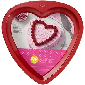 Red Heart 9 Inch  Pan