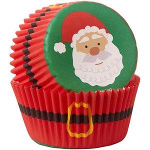 Santa Cupcake Decorating Kit 1.17 OZ