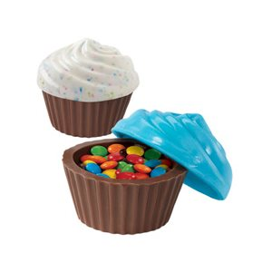 3D Cupcake Candy Mold