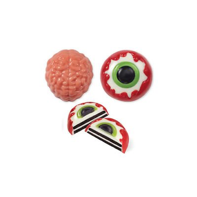Brain & Eye Candy Mold By WIlton