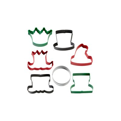 Christmas Cookie Cutter Set 7 Pcs