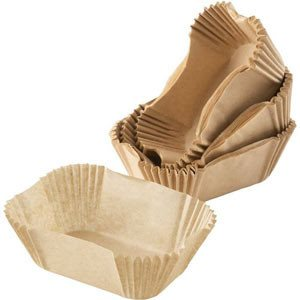 Unbleached Petite Loaf Cup - 50ct
