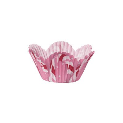 Candy Cane Mini Baking Cup