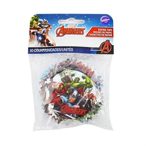 Avengers Standard Baking Cups Combo-50 CT By Wilton