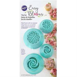 Easy Bloom Tips By Wilton