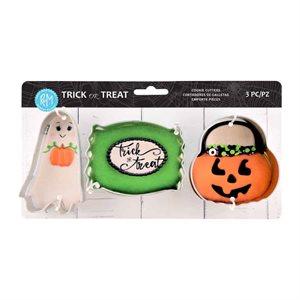 Halloween Cookie Cutter Set 3pc