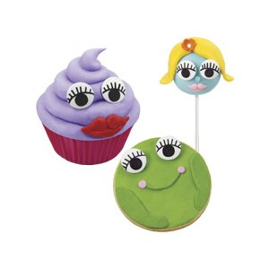 Candy Eyeballs with Lashes