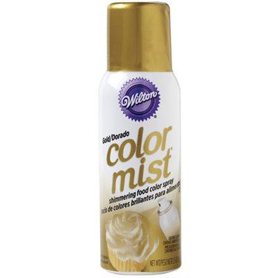 Gold Color Mist By Wilton