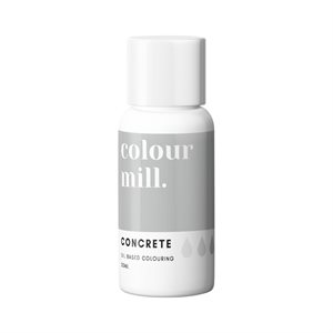 Concrete Oil-Based Coloring - 20mL By Colour Mill