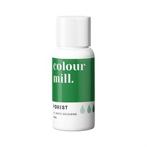 Forest Oil Based Coloring - 20mL By Colour Mill