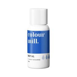 Royal Oil-Based Coloring - 20mL By Colour Mill