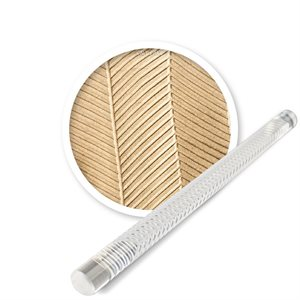 Feather Mini Impression Rolling Pin