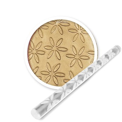 Flower 1 Mini Impression Rolling Pin