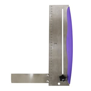 Stainless Steel Adjustable Smoother Scraper