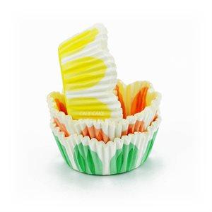 Spring Tulip Standard Cupcake Baking Cup Liner