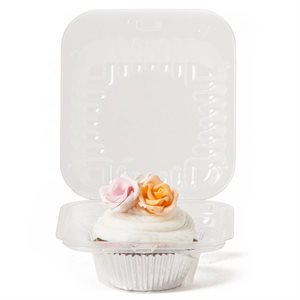 Individual Standard Cupcake Box- Select Pack of 10 or 400