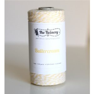 Buttercream Twine Spool 240 Yards