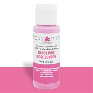 Candy Pink Cocoa Butter By Roxy Rich 2 Ounce