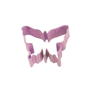 Butterfly Cookie Cutter Poly Resin 3 1 / 4 Inch