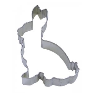 Bunny Cookie Cutter 5 Inch