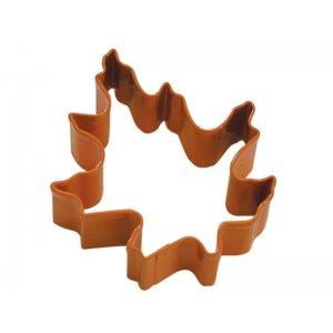 Oak Leaf Cookie Cutter Poly Resin 3 1 / 2 Inch