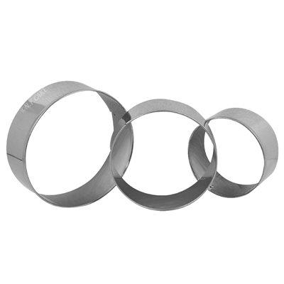 Round Cutter Set