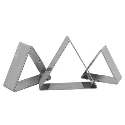 Triangle Cutter Set