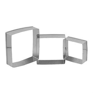 Square Cutter Set