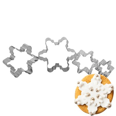 Snowflake Cutter Set