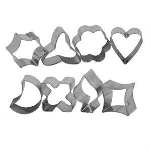 Assorted Shapes Cutter Set
