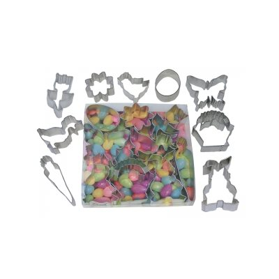 Easter Cookie Cutter Set 9 Pcs.