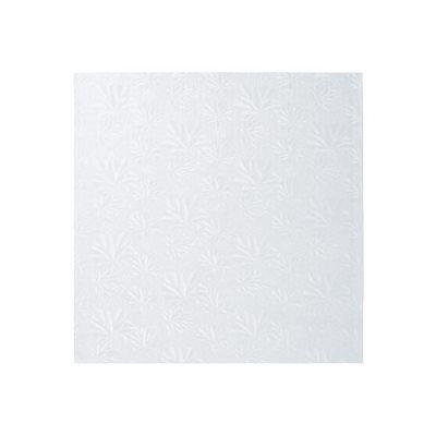 8  X 8 Inch Square White Cake Board 1 / 2 Inch Thick