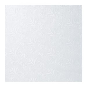 8  X 8 Inch Square White Cake Board 1 / 2 Inch Thick