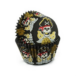 Pirate's Gold Standard Cupcake Baking Cup Liner -Pack of  32