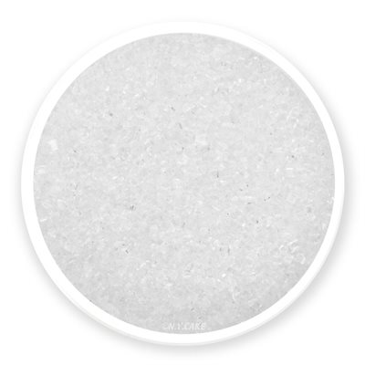 Coarse Sugar Crystals White