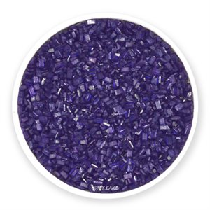 Coarse Sugar Crystals Violet
